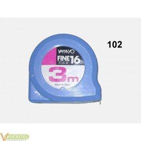 Flexometro sin freno 03mt-16,0
