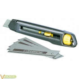 Cutter prof p/yeso 18x165mm 0-