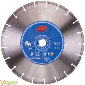 Disco corte 300 mm diam