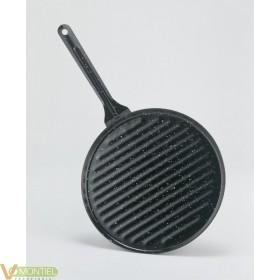 Grill plancha 24x24cm la ideal