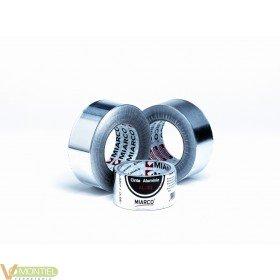 Cinta aluminio 50mmx 10mt miar