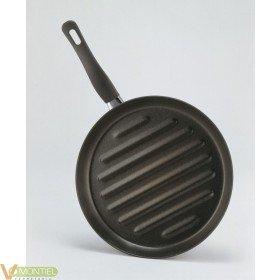 Grill plancha 28x28cm la ideal
