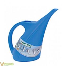 Regadera 3lt tes plastico azul