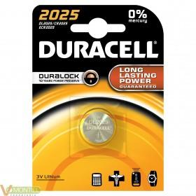 Pila boton duracel 2032 bl.1pz