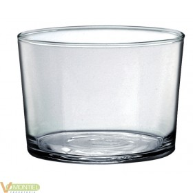 Vaso chiquito 20cl mini k3 3 p
