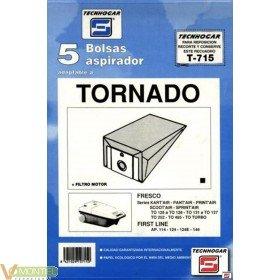 Bolsa aspi.tornado kart 5p.715