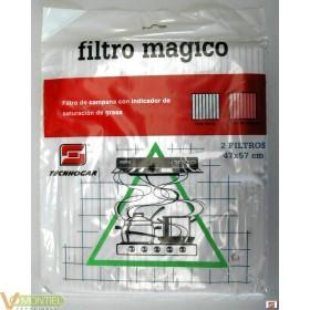 Filtro extractora magico 47x57