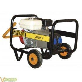 Generador gas. 5,5 cv 3,8kva a