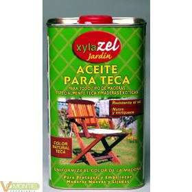 Aceite protector teca 750 ml