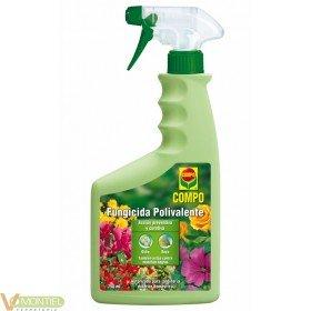 Fungicida plant polivalente co
