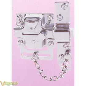 Cerrojo seguridad sin cadena 4
