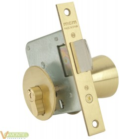 Cerradura pomo 22x70mm 1561-3-
