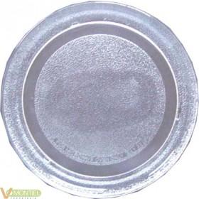 Plato microondas 245mm tipo go