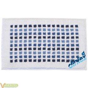 Alfombra 40x60cm azul