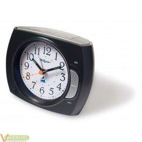 Reloj despertador alarma esfer
