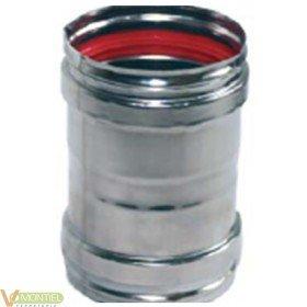 Manguito calderas pellet 080mm