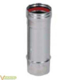 Tubo estufa 080mm-250mm inox