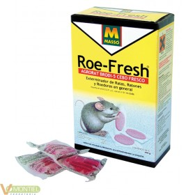 Raticida masso roe-fresh 200 g