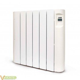 Emisor termico 1300 w 8 elemen