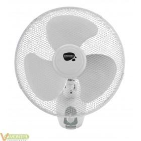 Ventilador pared 45w-3v 40cm f