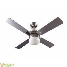 Ventilador techo 50w-3v 105cm