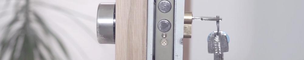 cerraduras para puertas de seguridad. Máxima seguridad.