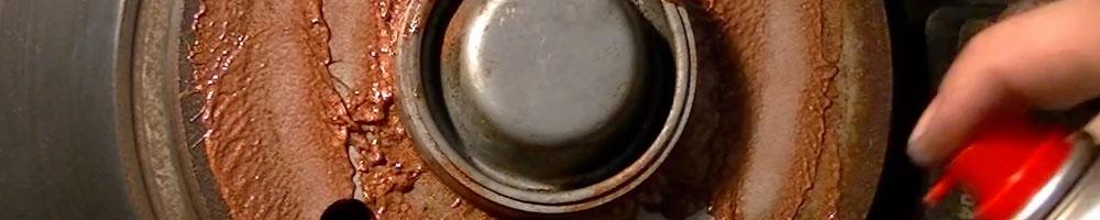 grasa de cobre para lubricar y dar conectividad a hierros oxidados