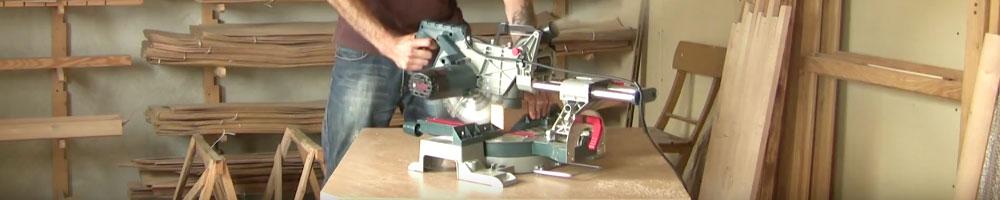 ingletadoras baratas para optimizar los trabajos de carpinteria
