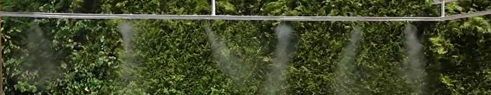sistema de nebulización