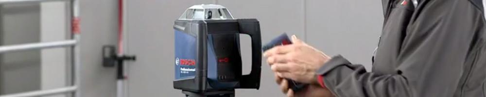 niveles laser autonivelantes para trabajos profesionales de medición