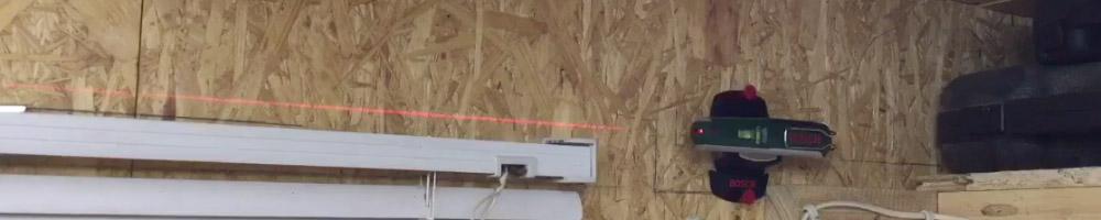 niveles laser bosch, herramienta indispensable en la medición de obras