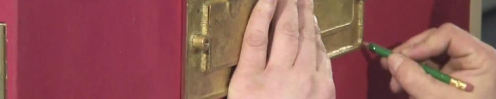 bocacartas forja es un acabado especial para darle un aire rústico