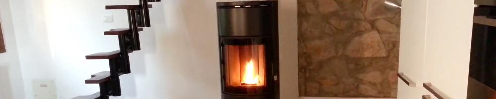 estufas de pellets baratas para calentar eficientemente su hogar en invierno