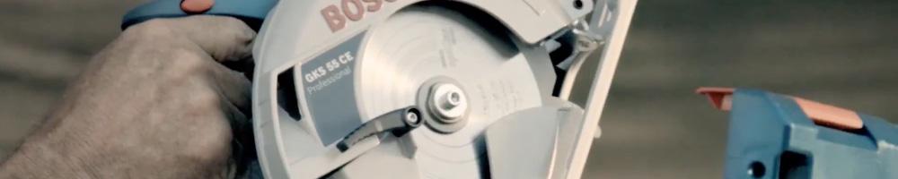 ingletadora telescópica de las marcas Bosch, Virutex y Makita