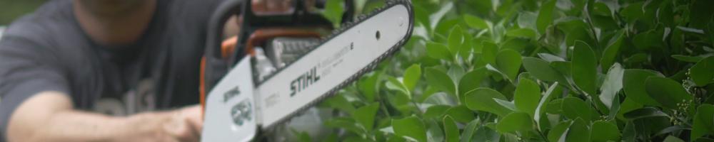 motosierras online para su campo o jardín