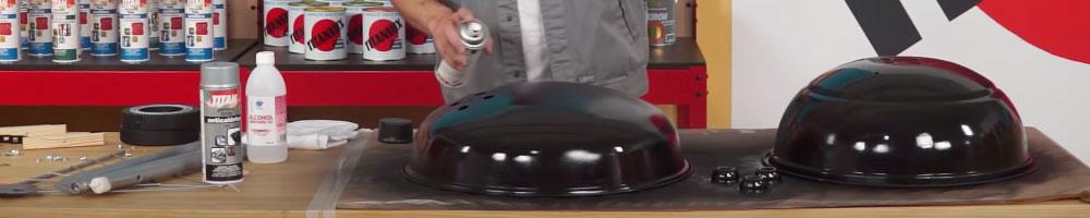 pintura anticalórica para estufas o barbacoas que necesiten una capa de pintura para aguantar el calor