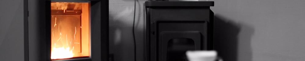 termoestufa de pellets canalizable le sirve para irradiar calor a toda su casa