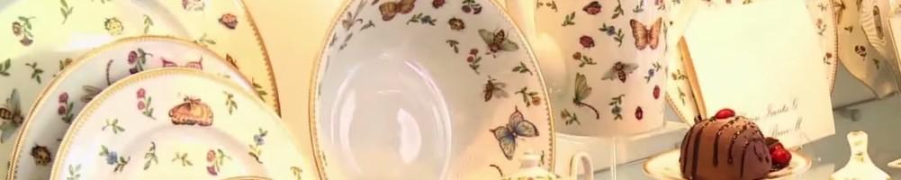 Vajillas completas para vestir tu mesa hasta el último detalle