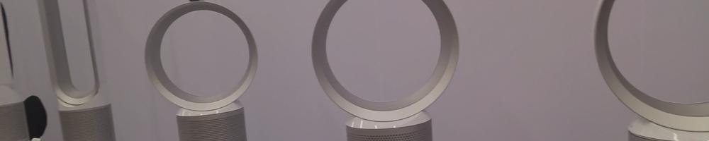 ventiladores dyson es la revolución de los ventiladores sin aspas